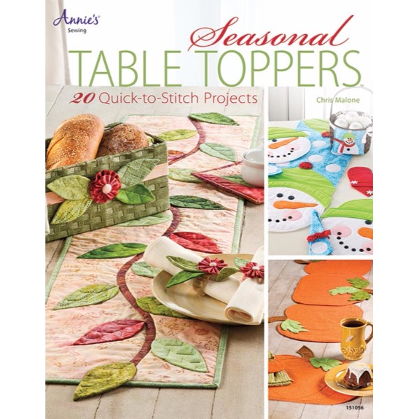 ISBN 9781596358027 Seasonal Table Toppers No Colour