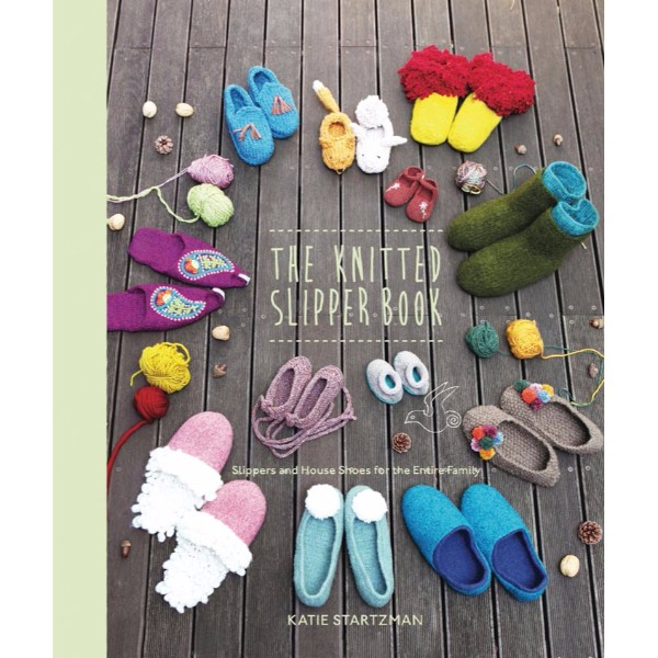 ISBN 9781617690587 The Knitted Slipper Book No Colour