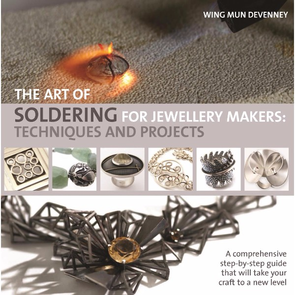 ISBN 9781844489626 The Art of Soldering for Jewellery Makers No Colour