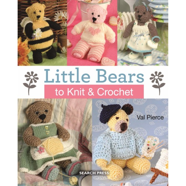 ISBN 9781782210085 Little Bears to Knit & Crochet No Colour