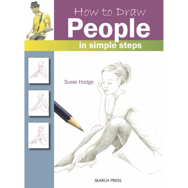 ISBN 9781844489480 How to Draw People No Colour