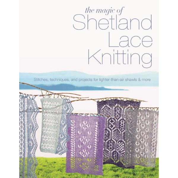 ISBN 9781844489350 The Magic of Shetland Lace Knitting No Colour