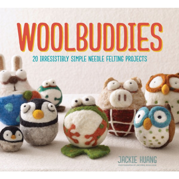 ISBN 9781452114408 Woolbuddies No Colour