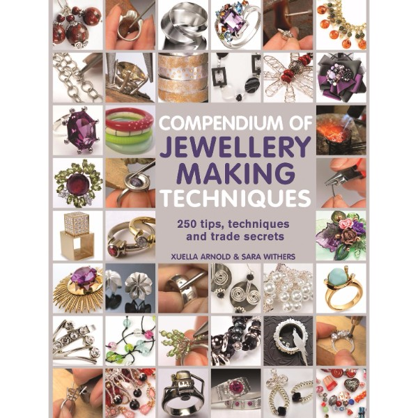 ISBN 9781844489374 Compendium of Jewellery Making Techniques No Colour