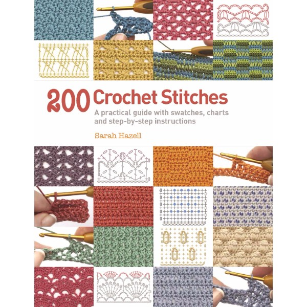 ISBN 9781844489633 200 Crochet Stitches No Colour