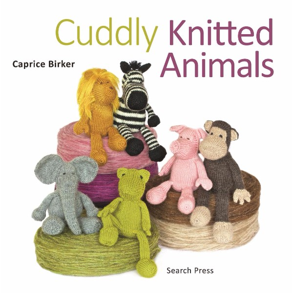 ISBN 9781844489251 Cuddly Knitted Animals No Colour