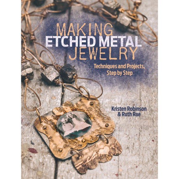 ISBN 9781440327056 Making Etched Metal Jewelry No Colour