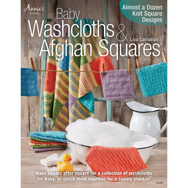 ISBN 9781596358423 Baby Washcloths and Afghan Squares No Colour