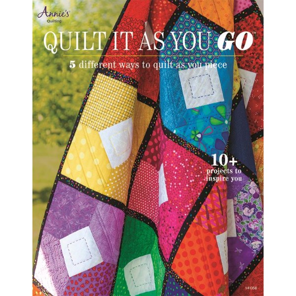 ISBN 9781596356702 Quilt It As You Go No Colour