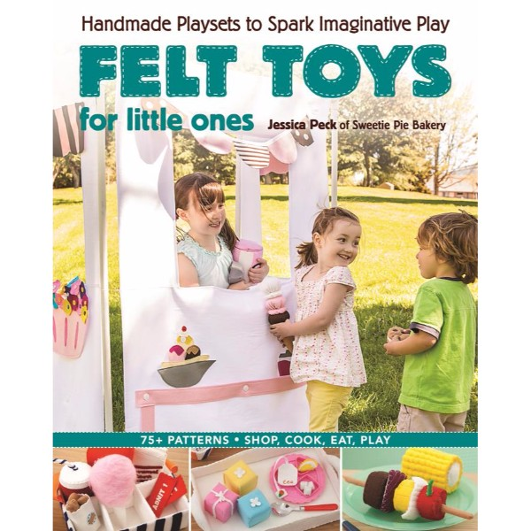 ISBN 9781607057673 Felt Toys For Little Ones No Colour