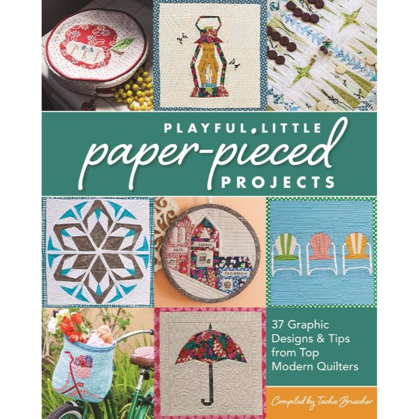 ISBN 9781607058205 Playful Little Paper-Pieced Projects No Colour