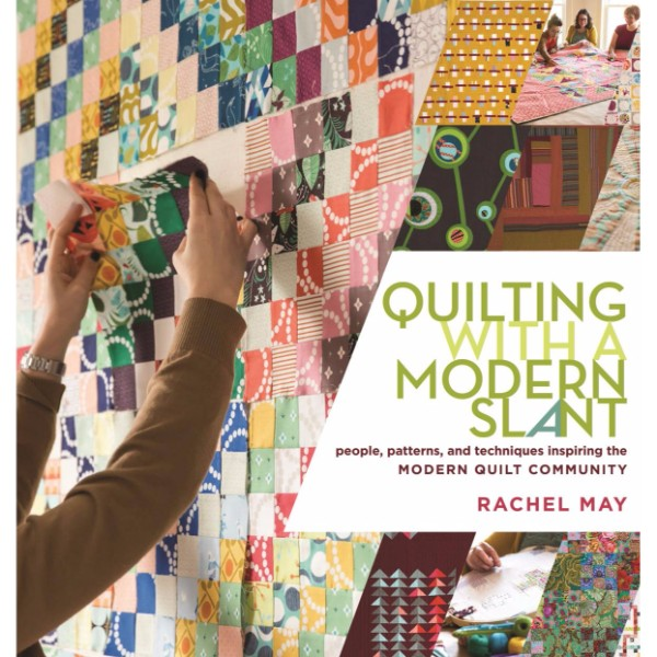 ISBN 9781612120638 Quilting with a Modern Slant No Colour