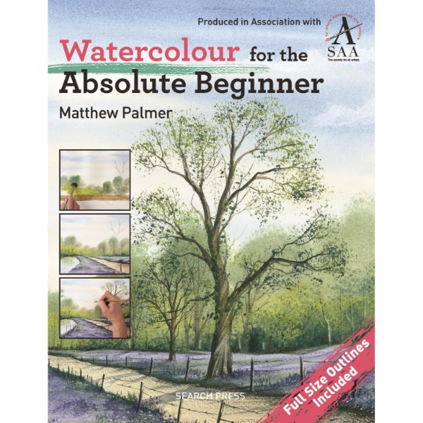 ISBN 9781844488254 Watercolour for the Absolute Beginner No Colour