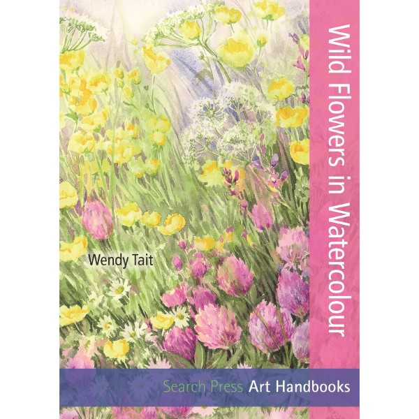ISBN 9781844489824 Wild Flowers in Watercolour No Colour