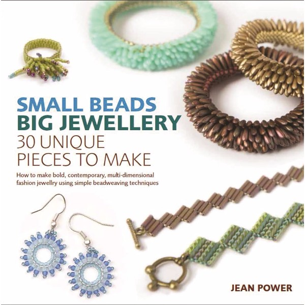 ISBN 9781782210214 Small Beads, Big Jewellery No Colour