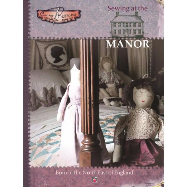 ISBN 9780956601445 Sewing at the Manor No Colour