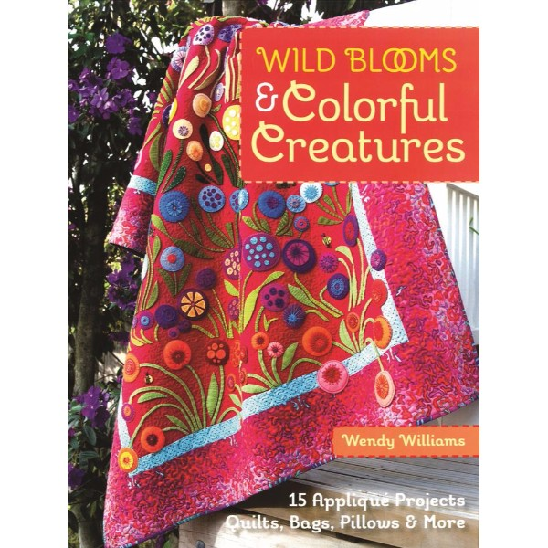 ISBN 9781607058724 Wild Blooms & Colorful Creatures No Colour
