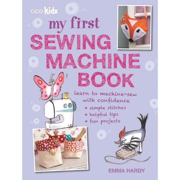 ISBN 9781782491019 My First Sewing Machine Book No Colour