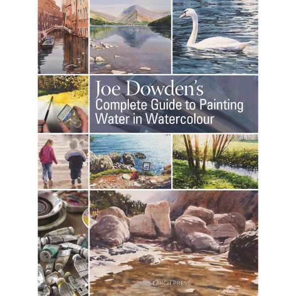 ISBN 9781844487684 Joe Dowden's Complete Guide to Painting Water in Watercolour No Colour