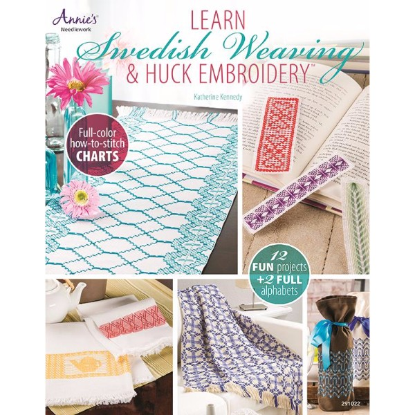 ISBN 9781596359062 Learn Swedish Weaving & Huck Embroidery No Colour