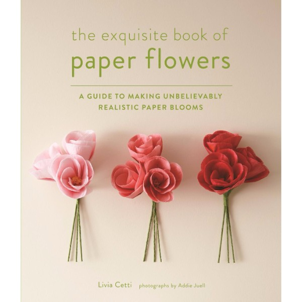 ISBN 9781617691003 The Exquisite Book of Paper Flowers No Colour