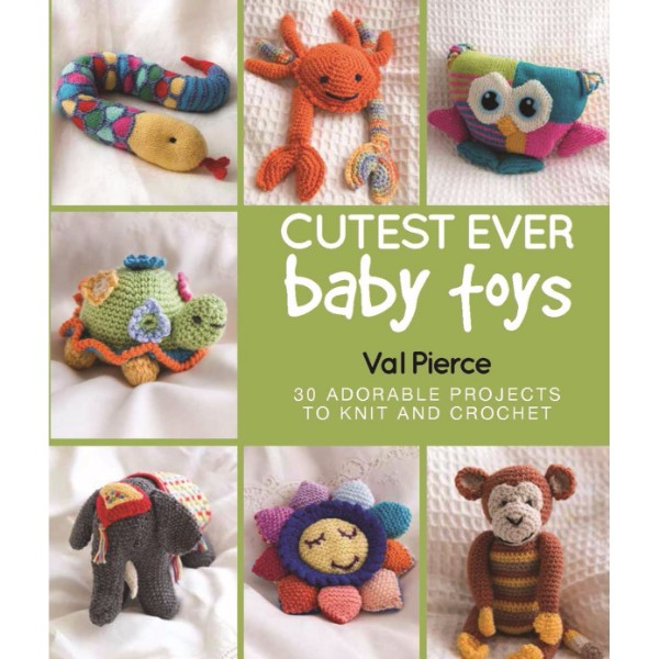 ISBN 9781742574165 Cutest Ever Baby Toys No Colour