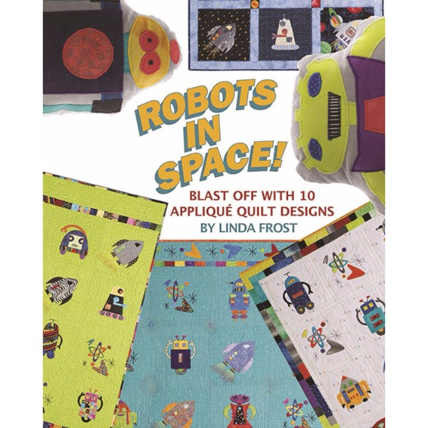 ISBN 9781611691184 Robots in Space! No Colour
