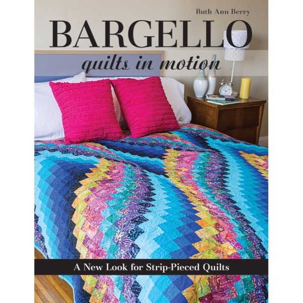 ISBN 9781607058106 Bargello - Quilts in Motion No Colour