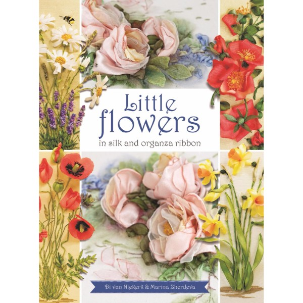 ISBN 9781782211044 Little Flowers in silk and organza ribbon No Colour