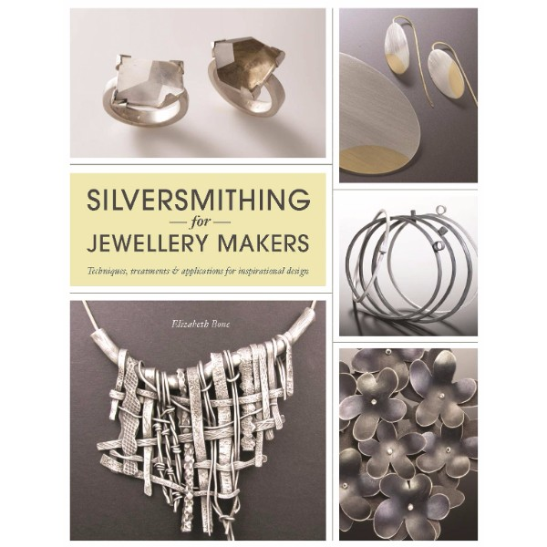 ISBN 9781844487578 Silversmithing for Jewellery Makers No Colour