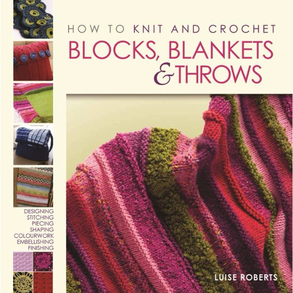 ISBN 9781844488117 How to Knit and Crochet Blocks, Blankets and Throws No Colour