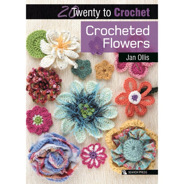 ISBN 9781844487066 Crocheted Flowers No Colour