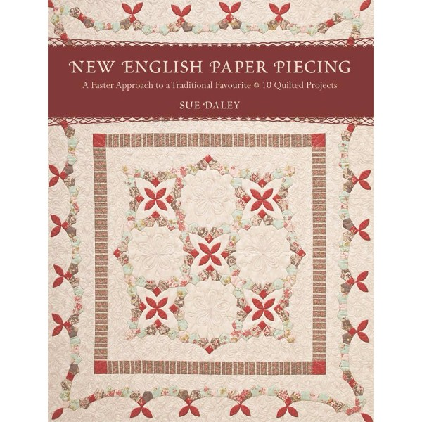 ISBN 9781607054047 New English Paper Piecing No Colour