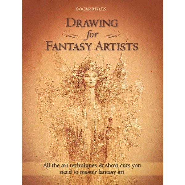 ISBN 9781844487776 Drawing for Fantasy Artists No Colour