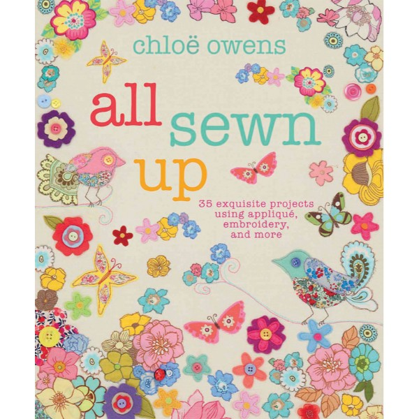 ISBN 9781908170323 All Sewn Up No Colour