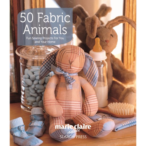 ISBN 9781844487707 50 Fabric Animals No Colour