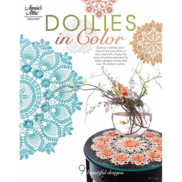 ISBN 9781596353985 Doilies in Color No Colour
