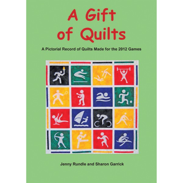 ISBN 9781907712081 A Gift of Quilts No Colour