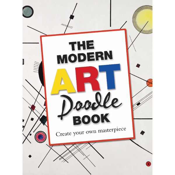 ISBN 9781843175902 The Modern Art Doodle Book No Colour