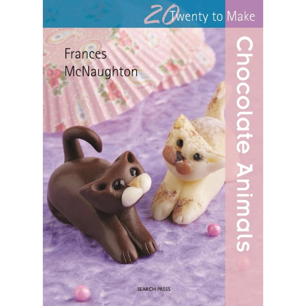 ISBN 9781844488452 Chocolate Animals No Colour