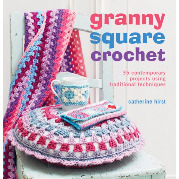 ISBN 9781908170880 Granny Square Crochet No Colour
