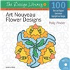 ISBN 9781844488414 Art Nouveau Flower Designs (DL06)