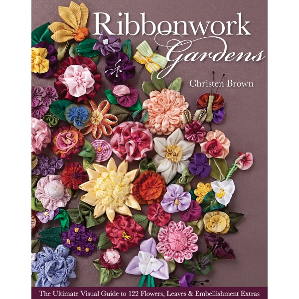 ISBN 9781607054122 Ribbonwork Gardens No Colour