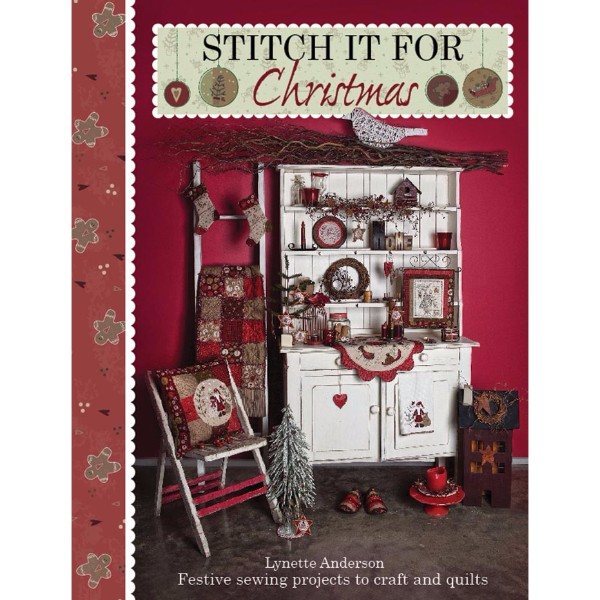 ISBN 9781446302538 Stitch It For Christmas No Colour
