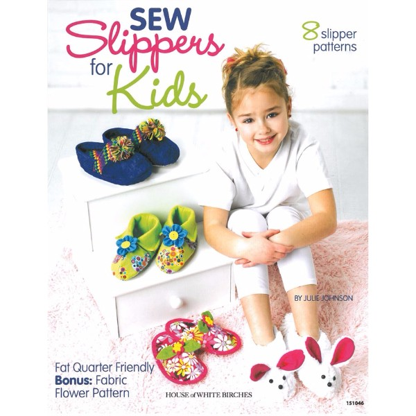 ISBN 9781596356009 Sew Slippers for Kids No Colour