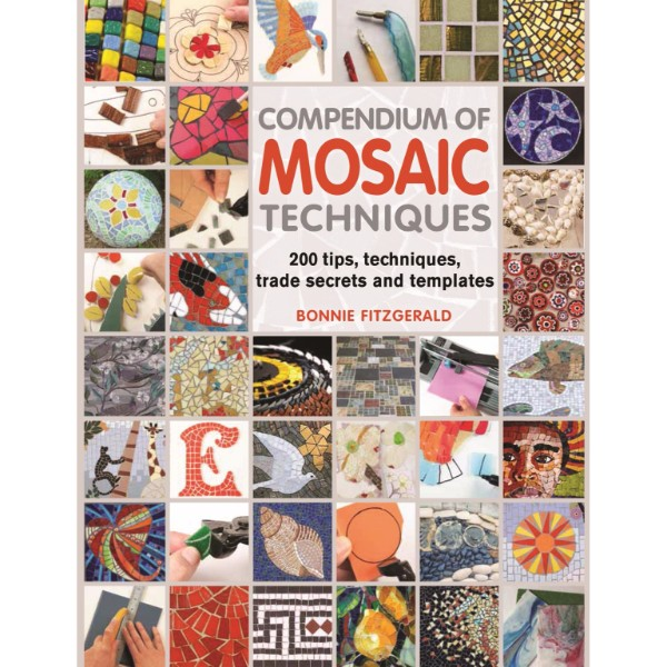 ISBN 9781844488049 Compendium of Mosaic Techniques No Colour