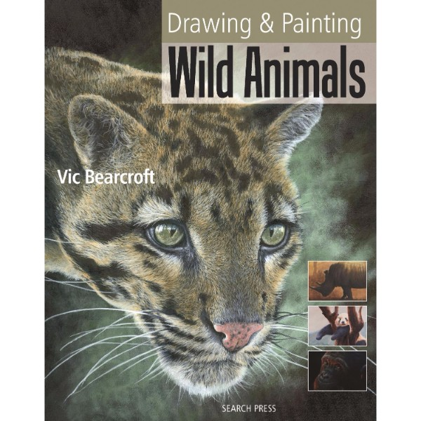 ISBN 9781844486946 Drawing and Painting Wild Animals No Colour