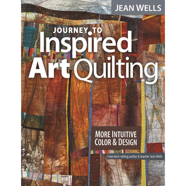 ISBN 9781607055808 Journey to Inspired Art Quilting No Colour