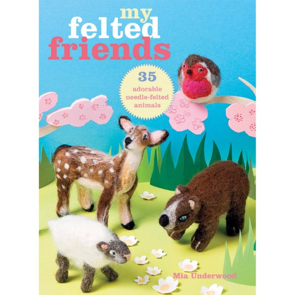 ISBN 9781908170941 My Felted Friends No Colour