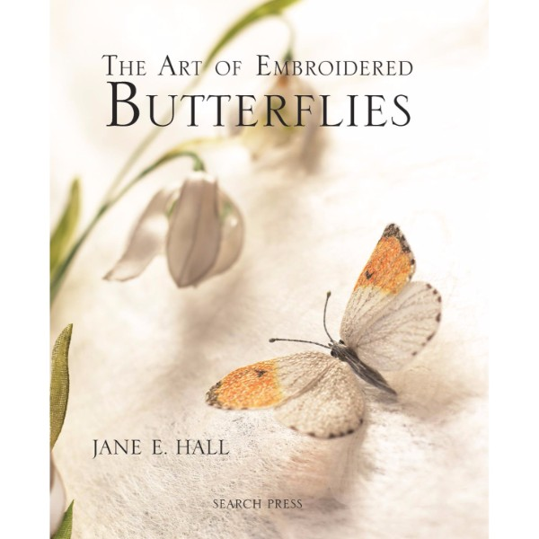 ISBN 9781844485307 The Art of Embroidered Butterflies No Colour